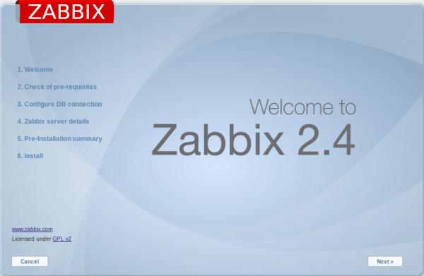Zabbix սերվերի ինստալացիա RHEL/CentOS 7